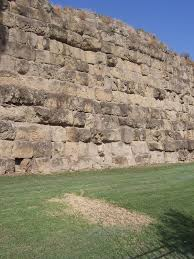 What Are Walls Made Of Servian Wall Wikipedia