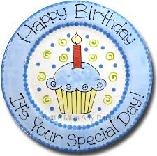 it s your special day plate personalized birthday plates miss arty