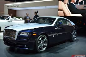 luxury cars rolls royce rolls royce wraith your source for exotic car information