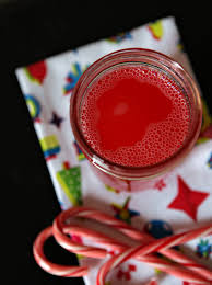 candy cane martini recipe candy cane vodka the speckled palate