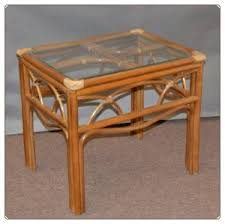Rattan Accent Table Wicker And Rattan Tables Wicker Country All Wicker