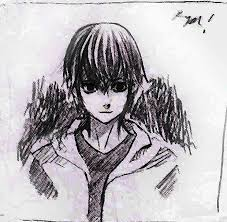 linda u0027s drawing of kalle my death note oc by kryione on deviantart