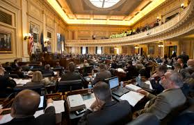 a look back at the last time virginia s house of delegates was