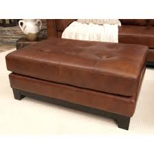 Black Leather Ottoman Coffee Table New Black Leather Ottoman With Tray Tops Storage