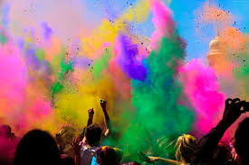Wallpaper Powder Wallpaper Holi Festival Of Colours Indian Holiday Spring Life