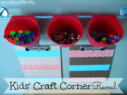 craft corner reveal