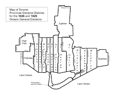 high park provincial electoral district wikipedia