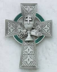 catholic communion gifts 10 best communion images on celtic crosses
