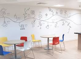 Office Wall Decor Firefly - Wall graphic designs