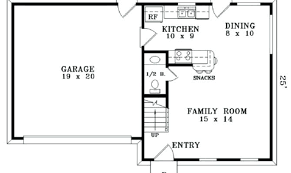 floor plan of house house plans for small houses narrow lot floor plans inspirational