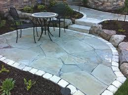 Irregular Stone Patio Landscape Photos U2013 Paver Patio Builders Landscape Wall Patio