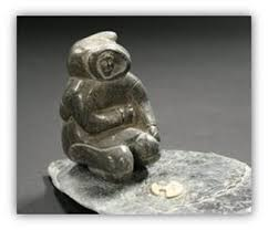 Inuit Soapstone Sculpture Inuit Art Information From Choosing Sculptures And Prints Caring