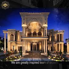 algedra interior design villa exterior design تصميم فلل خارجية