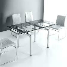 table de cuisine en verre trempé table de cuisine en verre ensemble de noa table de cuisine verre 4