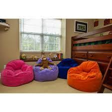 modern bean bag mini me pod bean bag chair u0026 reviews wayfair
