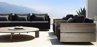 canapé de designer mobilier extérieur design haut de gamme