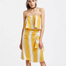 online get cheap top and skirt cocktail party aliexpress com