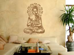 Wohnzimmer Einrichten Buddha Wandtattoo Buddha Wandtattoos Deko Formen U0026 Objekte Ornamente