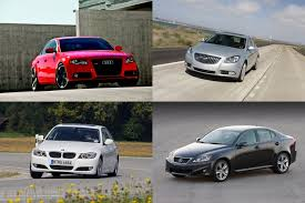 audi a4 vs lexus is350 sports sedans audi a4 bmw 328i buick regal lexus is350