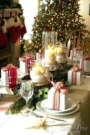 christmas decorations for the dinner table christmas table settings table settings holiday dinner table setting