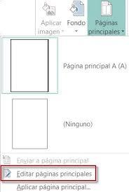 bordes para publisher agregar o quitar un borde de página en publisher publisher
