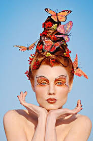 butterfly hair 17 best images about fairy mood board on fairy makeup