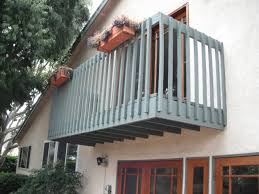 cantilevered deck deck repair gone awry del mar home inspection