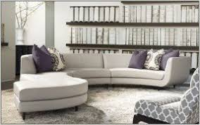 Riemann Sofa 100 Small Curved Sectional Sofa Couch Foter
