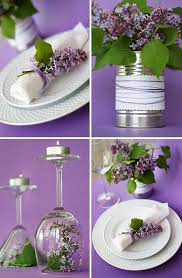 dining room best 25 purple table decorations ideas only on
