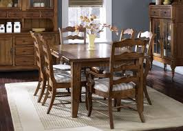 formal dining room sets white fabric backseat dining chairs