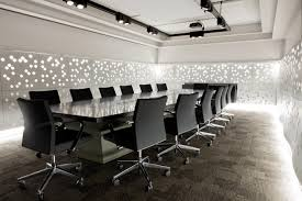 Black Glass Boardroom Table Interior Amazing Office Meeting Room Design With Contemporary