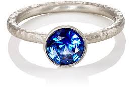 saphire rings malcolm betts blue sapphire ring barneys new york