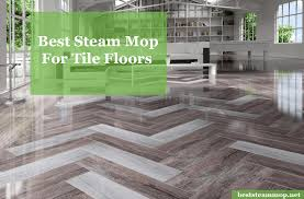 best steamer mop for wood floors