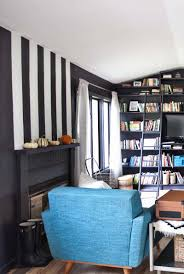 How To Paint A Bookcase White by Emma U0027s Fireplace Makeover U2013 A Beautiful Mess