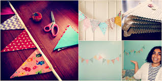 Flag Decorations For Home by Diy Flag Banner Wall Decor Youtube