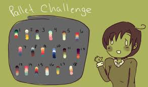 Challenge Official Pallet Challenge My Official Pallets By Mistwolf98 On Deviantart