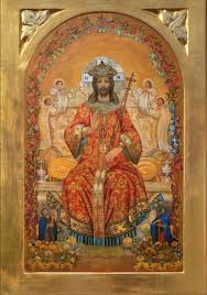 image of jesus christ the returning king direction for our times