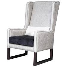high back wing armchairs matteo high back wing chair in kravet fabric from costantini for