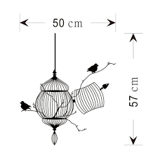 birdcage wall decor home decor and design image of birdcage wall decor measurement