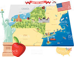 Maps Of New York State by Albany New York State Clip Art Vector Images U0026 Illustrations Istock