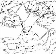 radar the bat coloring sheet cave quest vbs with ghost page