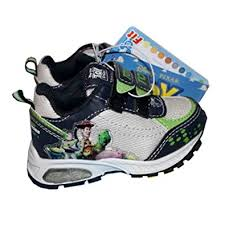 amazon toy story pixar light children u0027s footwear sneakers