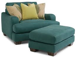 Leather And Wood Chair With Ottoman Design Ideas Chairs Chairs Arm Chair Turquoise And Brown Accent Leather