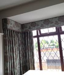 image result for floral pelmets roller blinds window dressing