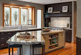 kitchen room 2017 curved grey granite kitchen island top on the