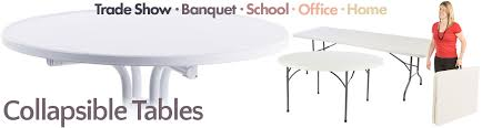 banquet tables and chairs folding tables for sale commercial trade show event furniture