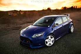ford focus st modded fifteen52 focus trackster my personal favorite modded st focusst