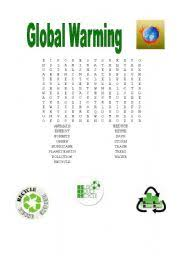 Global Warming Worksheet Teaching Worksheets Global Warming