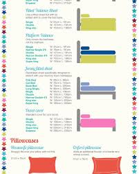 Bed Linen Sizes Uk - seemly dimensions together with queen mattress size chart