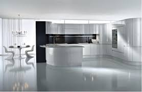 15 fascinating oval kitchen island 15 extremely sleek and contemporary kitchen island designs rilane